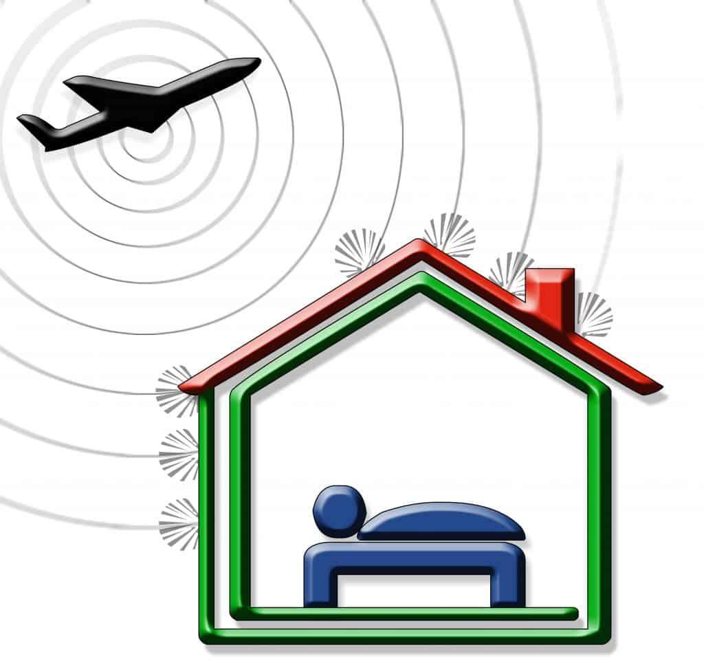Кои са факторите, които определят звукоизолацията на помещение.