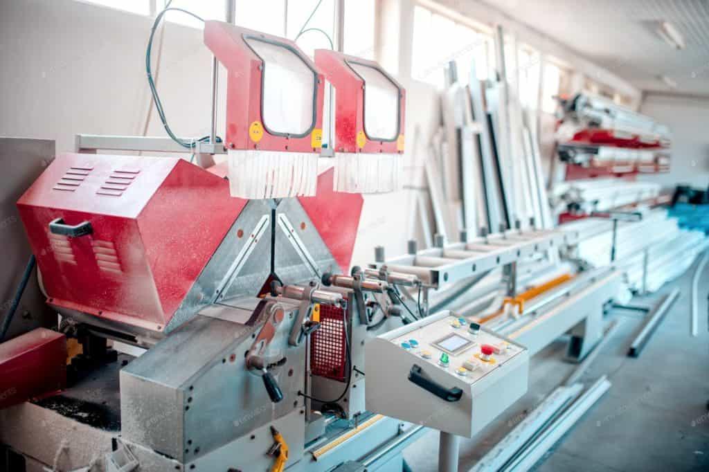 Индустриални сгради - Машиностроене и електроника