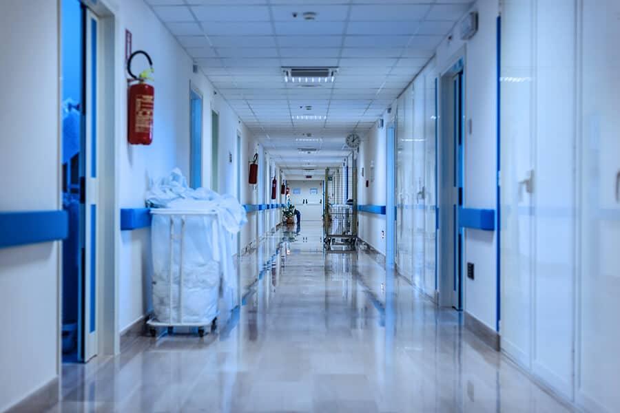 Обществени сгради - Медицински сгради