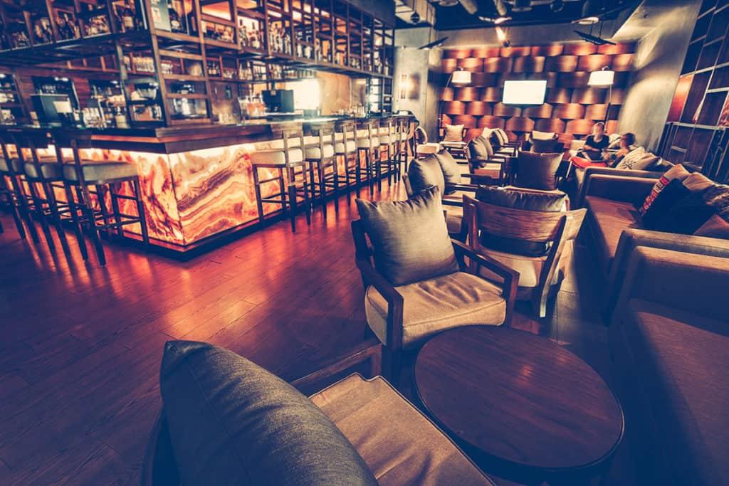 Обществени сгради - Нощни заведения и барове