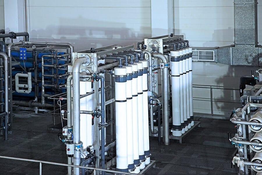 Индустриални сгради - Бензиностанции