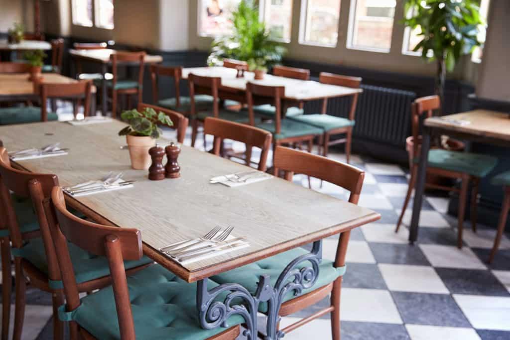 Обществени сгради - Ресторанти